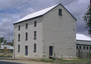 Old Flour Mill Building
